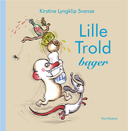 Lille trold bager